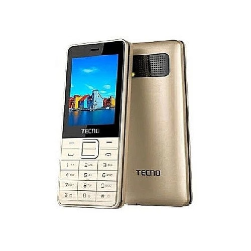 "T401 - 3 Sim Cards - Display 2.4"" - Internet & Facebook, Bluetooth + Camera & Flash"