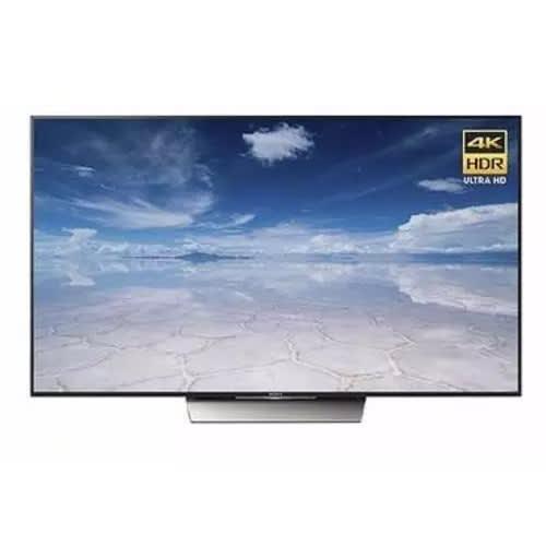 4cfb1611f Sony 55 Inch Smart Led Tv 4k Ultra Hd - Kd-55x8500d - Black
