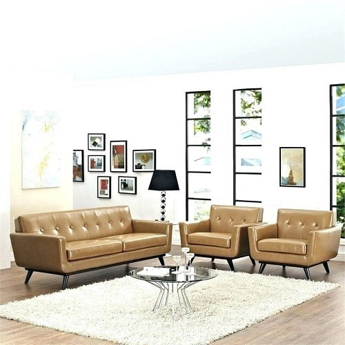 Awesome Trevor 5 Seater Leather Sofa Brown Forskolin Free Trial Chair Design Images Forskolin Free Trialorg