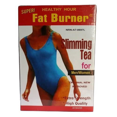 Natural Tummy Fat Burner Slim Tea For Weight Loss