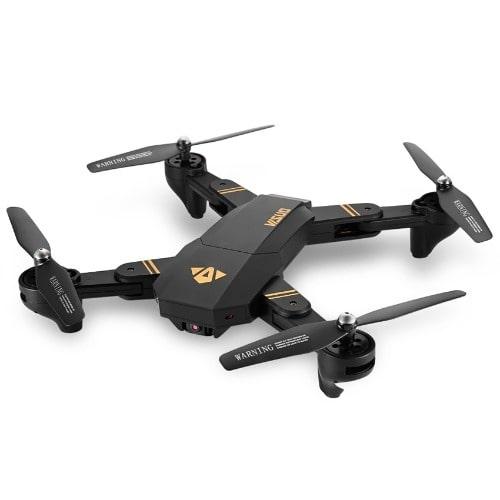 Aurelio Tech Rc Foldable Flight Path - Quadcopter Remote Control Drone