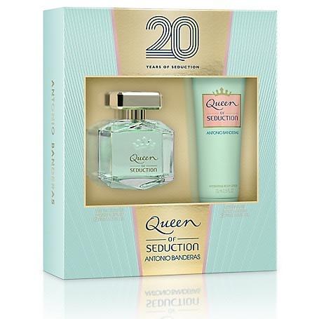 Antonio Banderas Queen Of Seduction 100ml Eau De Toilette Gift Set