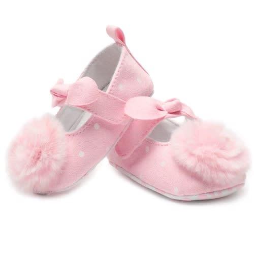 Baby Girls' Crib Shoes - Pink | Konga