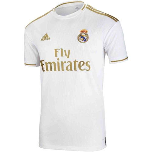 more photos 6c61e 362b0 Real Madrid 2019/2020 Home Jersey