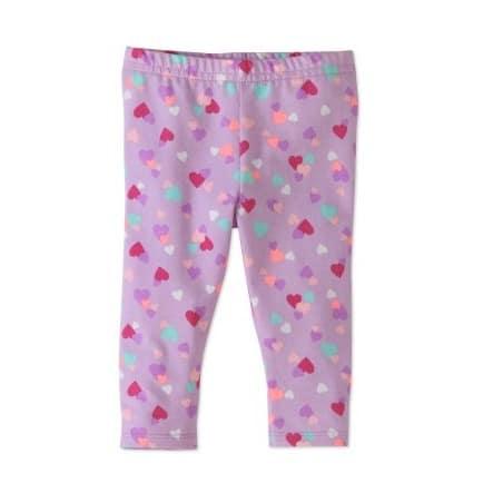 96231f96caeac Garanimals Baby Girls Heart Print Leggings - Lilac Purple | Konga ...
