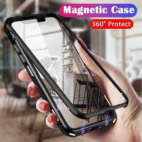 best loved b27cc 643e5 Magnetic 360 Case For Samsung Galaxy S8