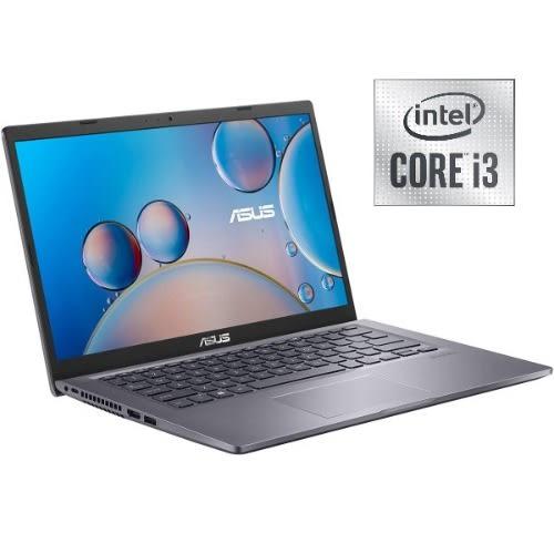 """X415JA-BV192T 14"""" HD Intel® Core™ I3-1005G1 4GB RAM 1TB HDD Win10- Transparent Silver."""