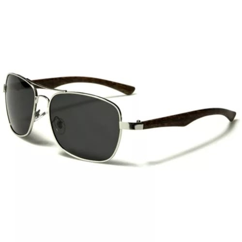 fbe9a69a652 Manhattan Polarized Aviator Sunglasse.