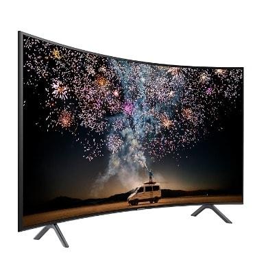 "65"" Curve UHD Smart Tv -ua65ru7300kxke."