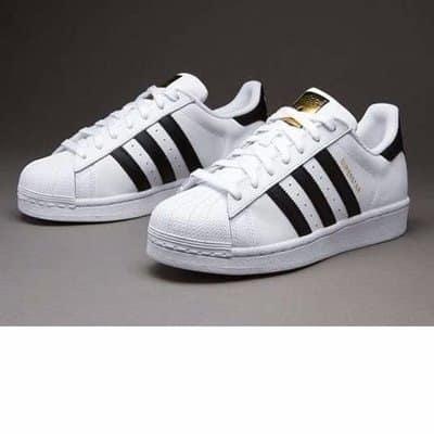 Adidas Female Fashion Sneakers White