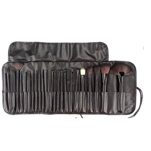Image result for 24 piece makeup brush set