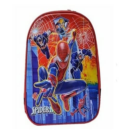 Kids Collection Kids Spider Man School Bag