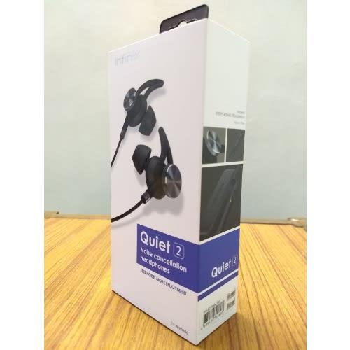 55bf22956aa Infinix XE02 Noise Cancelling Earphone - Black | Konga Online Shopping