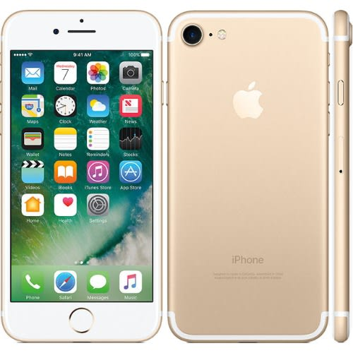 iPhone 7 - 256GB - Gold