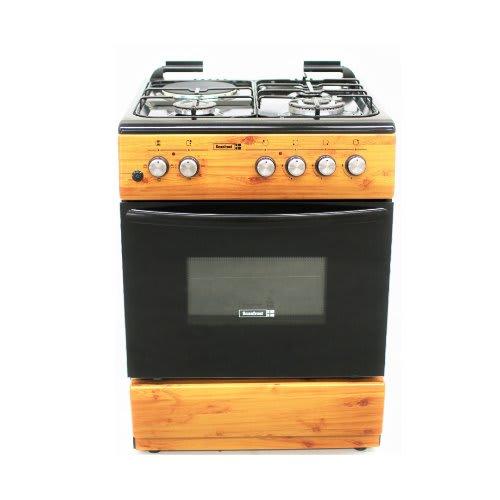 Gas Cooker – Sfck6312 Ng.