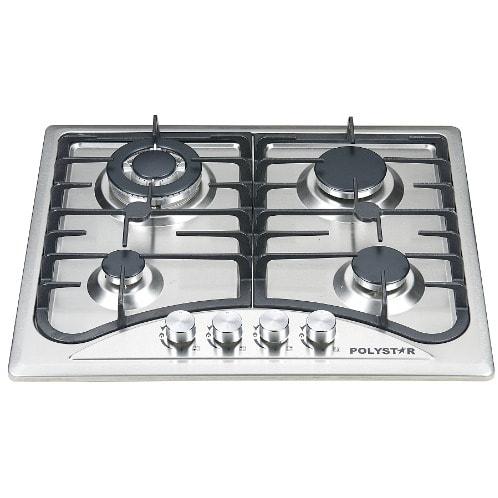 4 Burner Stainless Steel Gas Hob Pv-hbs4543