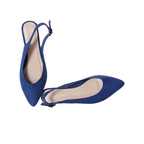 Primark Ladies Flat Shoe - Blue | Konga