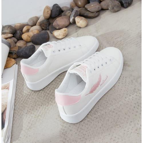 Ladies Sneakers - Pink \u0026 White | Konga