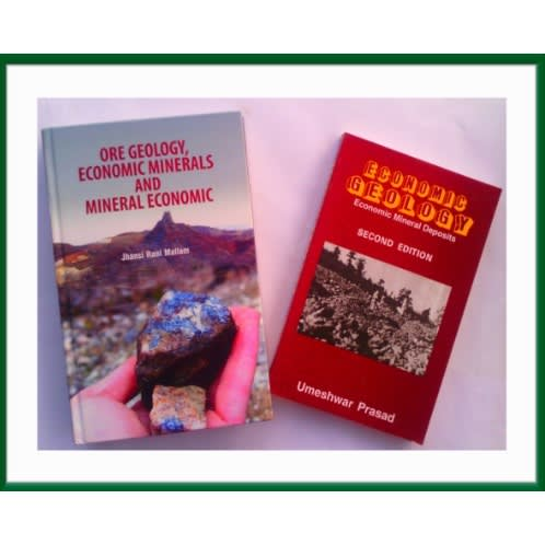 economic geology books