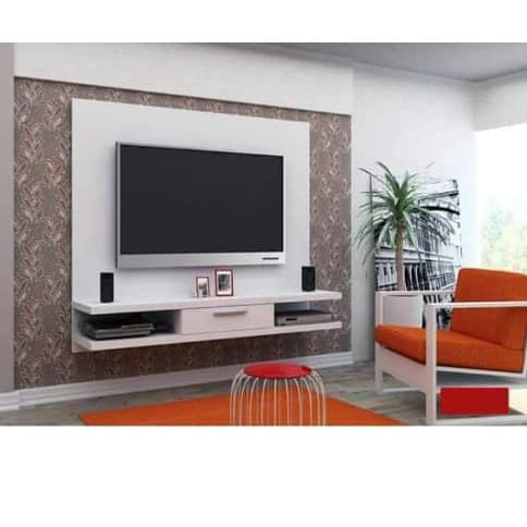 new concept a0a9d 954e6 Elegance Floating Wall Tv Stand Unit-4ft
