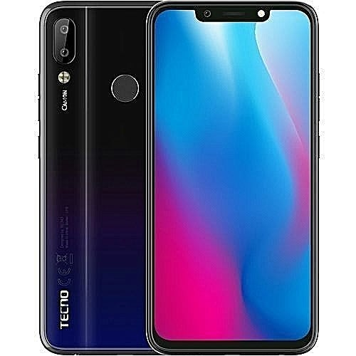 Camon 11 Pro - CF8 - 6.2 HD + Super Full View - 64GB ROM + 6GB RAM -16mp/5mp + 24