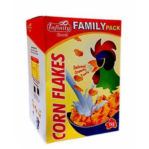 Corn Flakes Family Pack - 1kg.