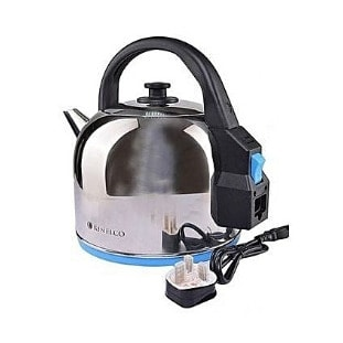 Electric Kettle - Silver - 5L