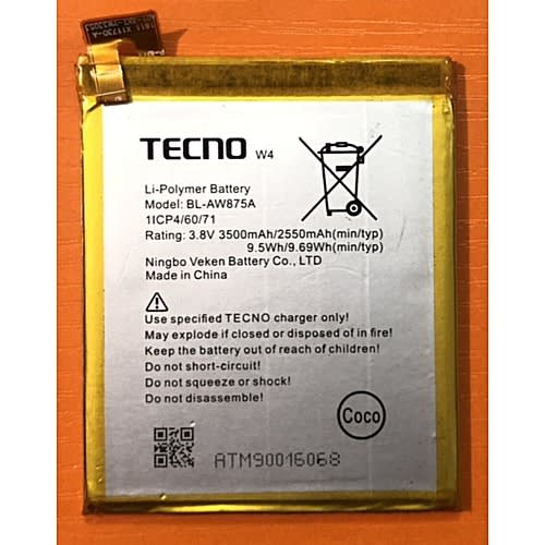 Replacement Battery For W4