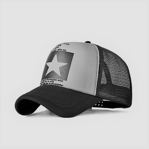 61775786980 Arex Tshirts   Co Star One Trucker Me.