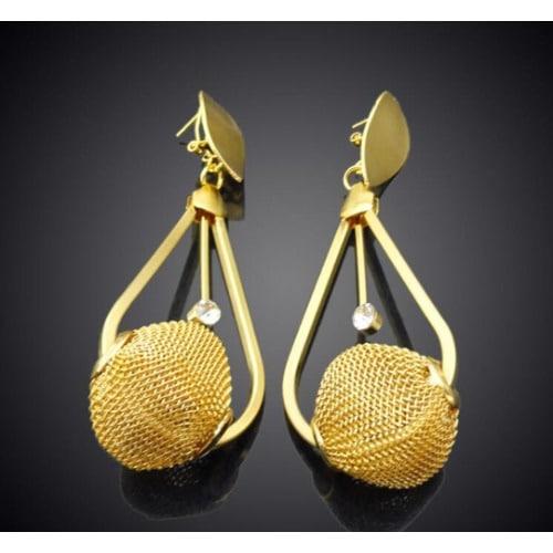 bb9bee529 Big Ball Dangle Earrings | Konga Online Shopping