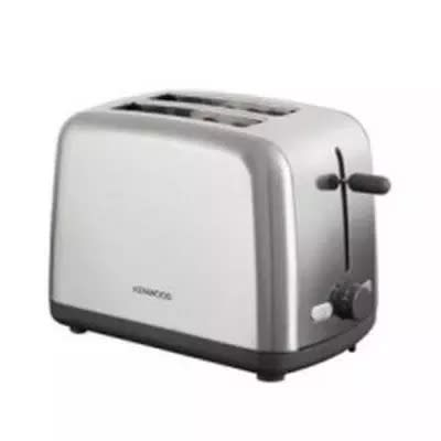 2 Slot Toaster With A Brushed Stainless Steel