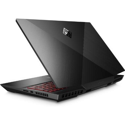 Omen 17-CB0082NIA - Core i7 - 8EZ55EA -SSD - 1TB HDD - 16GB RAM 6GB NVIDIA - Black.