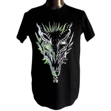 c30593aa43b7b Dragon Custom-designed Tshirt