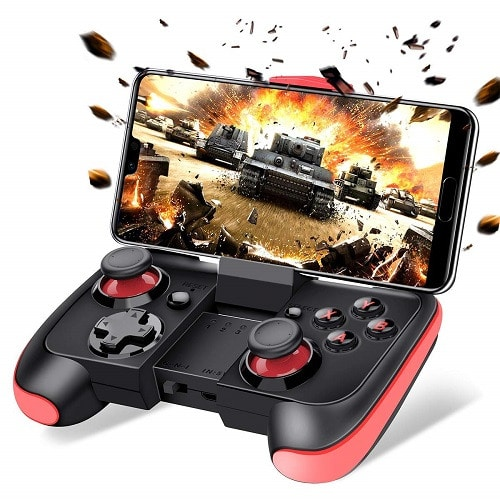 Wireless Game Controller For Android/IOS Devices