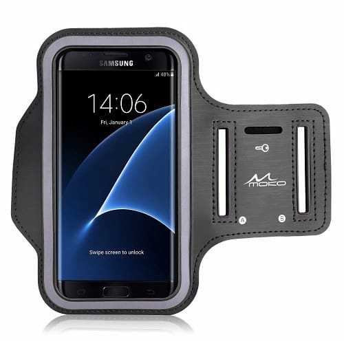 Sweatproof Sports Armband Exercise Running Arm Band Case For 5.5 Inches Size Phone