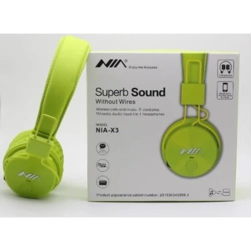 0a9ddfea71a Sony Nia X3 4 In 1 Bluetooth Stereo Headset - Light Green | Konga ...