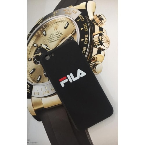 Fila Silicone Case For iPhone 6