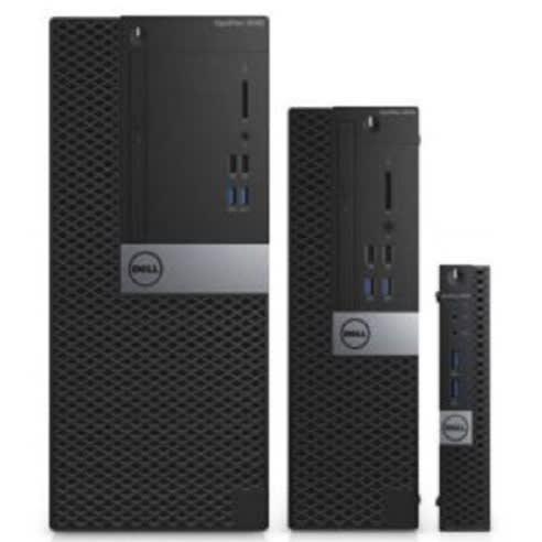 Optiplex 3050 Micro Desktop Pc (4623sap)- Intel Core I5, 8gb Ram, 500gb  Hdd, Windows 10 Pr