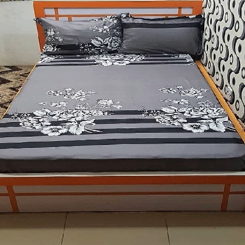 Bedsheet With Pillowcase