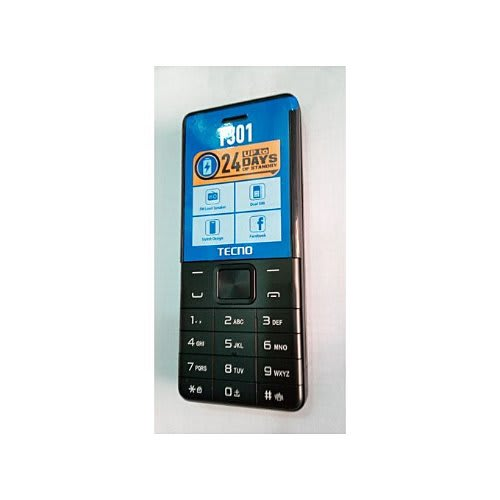 Tecno T351 Dual Sim With Camera And Torch Light 1900mah