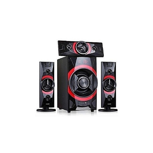 Hisonic Serene X-bass 6611bt Powerful Home Theatre