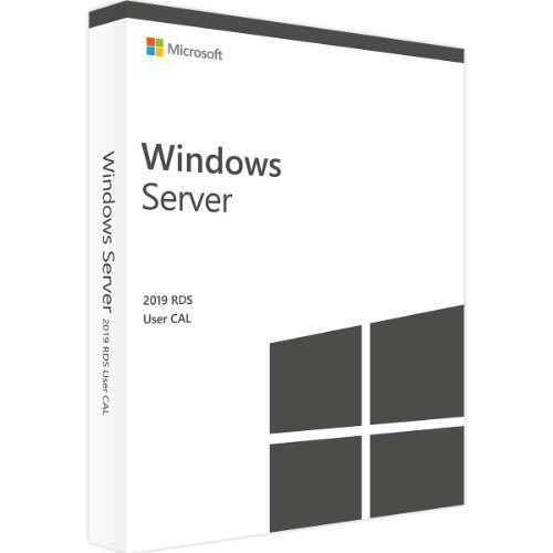 Windows Server 2019 Remote Desktop Services 50 User Cals
