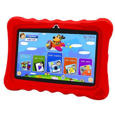 Tablet With Learning Apps And Games For Kids