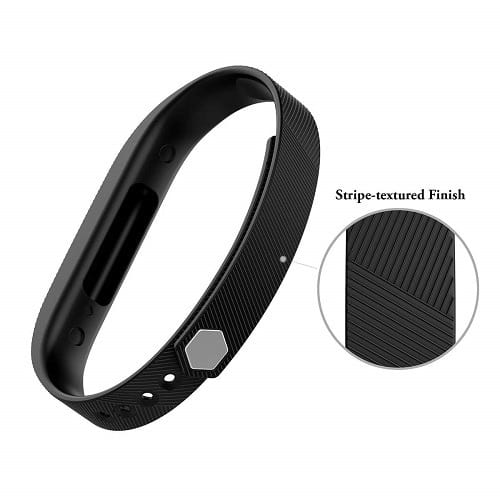 CE Replacement Wristband For Fitbit Flex 2 - Navy Blue