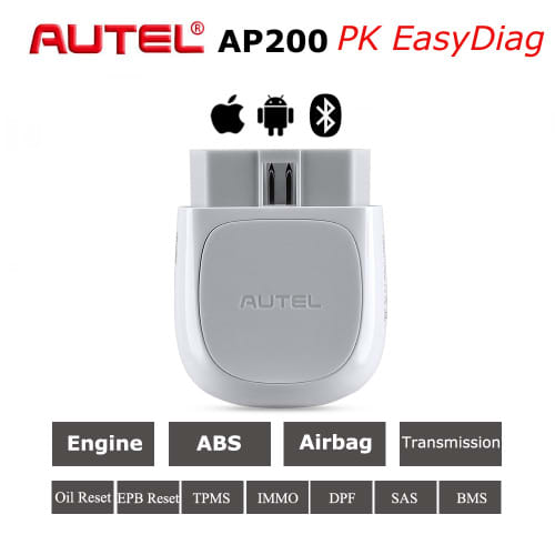Ap200 Bluetooth Obd2 Scanner Code Reader With Full Systems Diagnoses