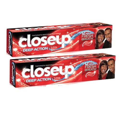 Close-Up Red Hot Toothpaste