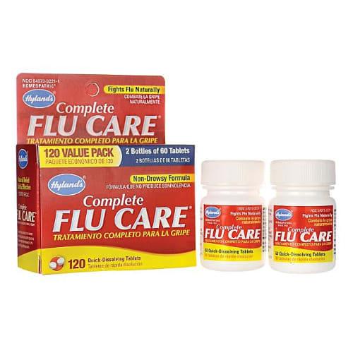 Complete Flu Care Value Pack.