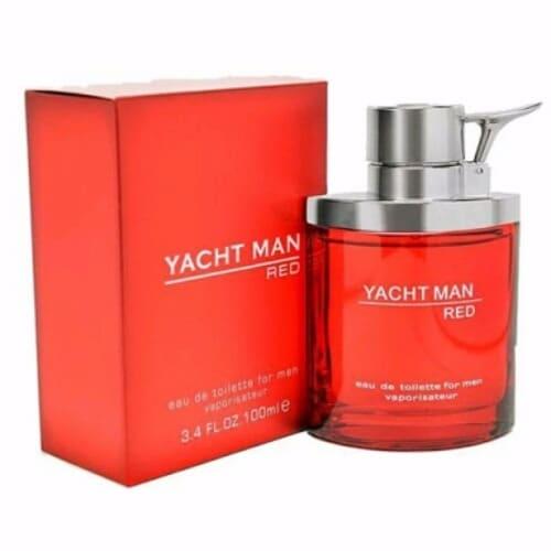 f9c46d25 Yacht Man Red Perfume -100ml