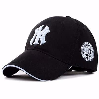 Yankees Baseball Cap - Black