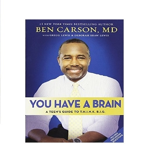 You Have a Brain by Ben Carson M D  | Konga Online Shopping